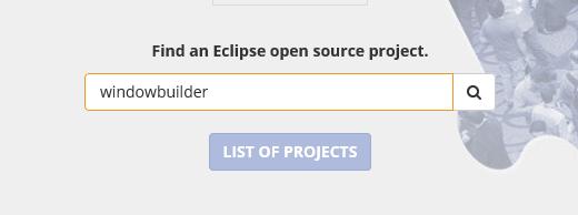 Java 可视化编程-eclipse 安装 windowbuilder 插件