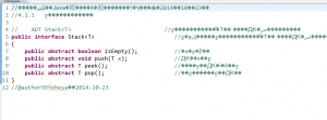 java文件中文在MyEclipse中打开变成了乱码 1