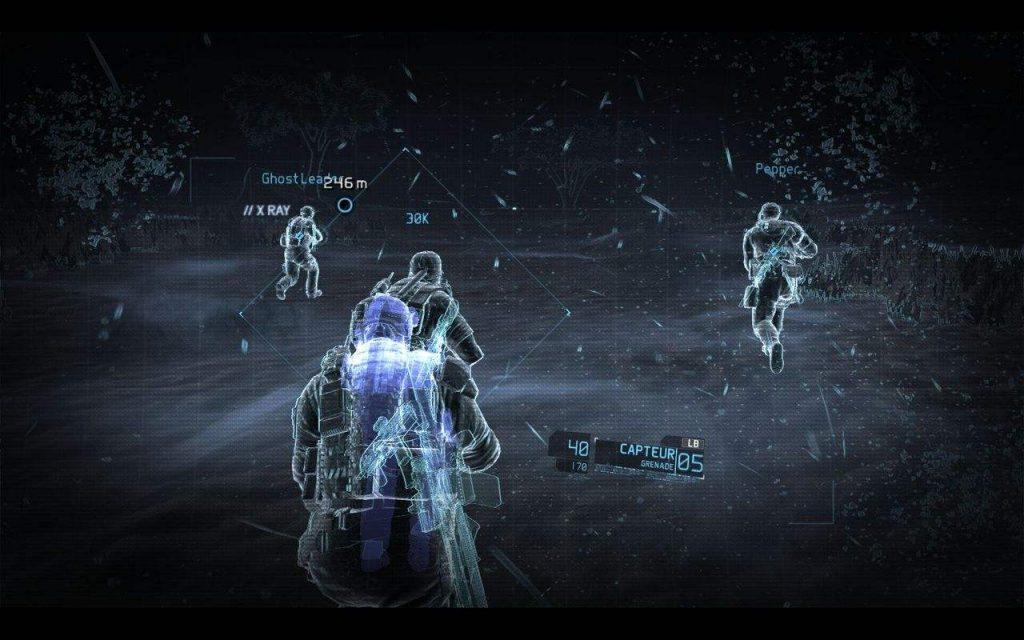 《幽灵行动 4:未来战士》原版/免安装中文硬盘版免费下载